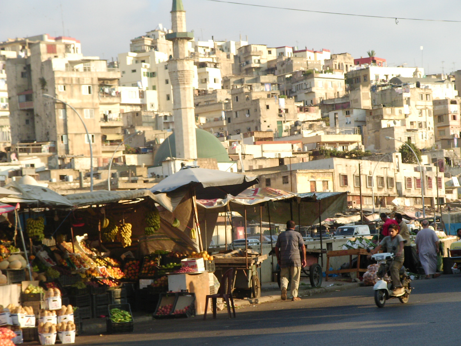Tripoli - another big Lebanese city
