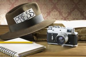 Журналистика это очень романтично! :)